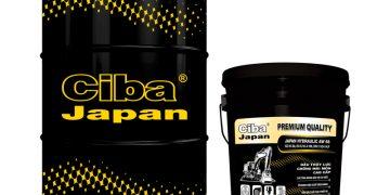 CIBA JAPAN HYDRAULIC AW