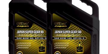 CIBA JAPAN SUPER GEAR 90/140