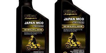 CIBA JAPAN MCO SCOOTER