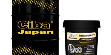 CIBA JAPAN GREASE EP1/2/3