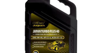 CIBA JAPAN TURBO PLUS 40