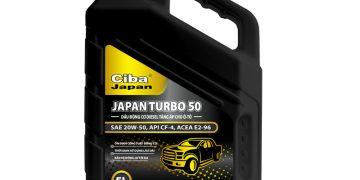 CIBA JAPAN TURBO 50
